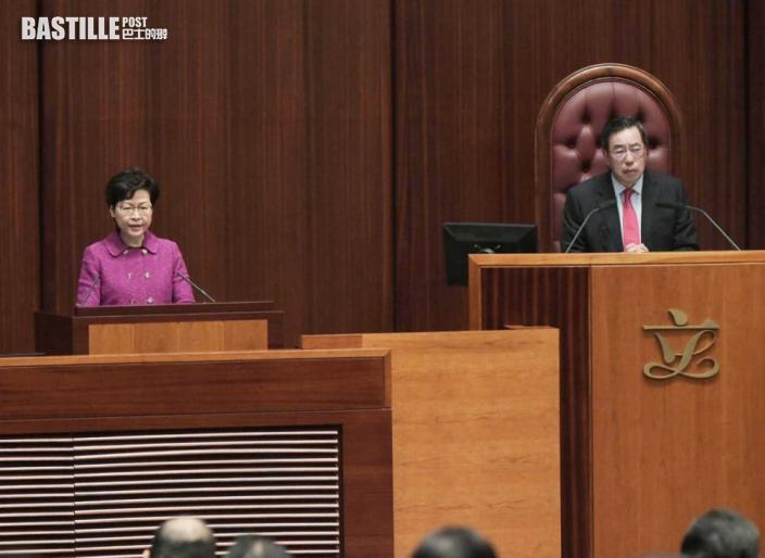 議員促盡快通關 林鄭:親自與廣東省領導商如何放寬兩地往來