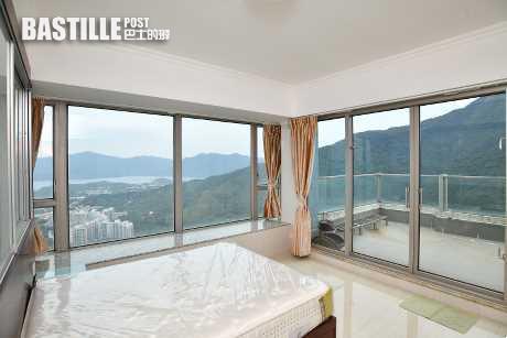《睇樓王》:馬鞍山銀湖.天峰 簇新海景大廳