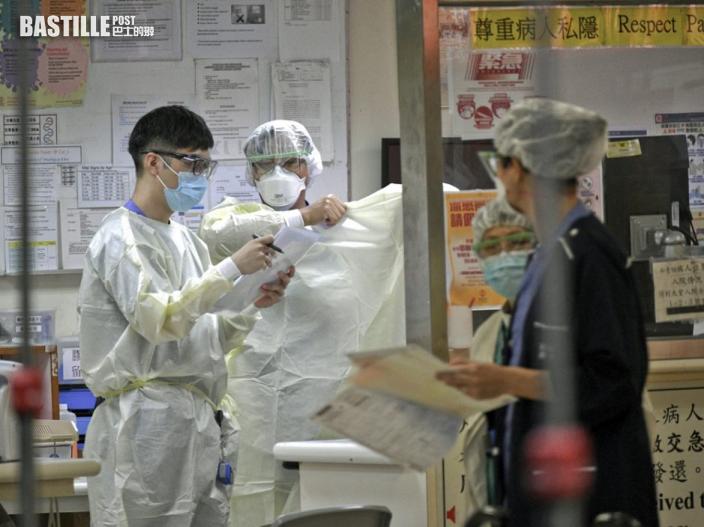 醫管局:8名確診病人情況危殆 11名病人康復出院