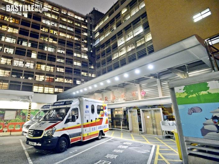 老翁觀塘茶果嶺道捱的士撞 頭部受傷昏迷送院