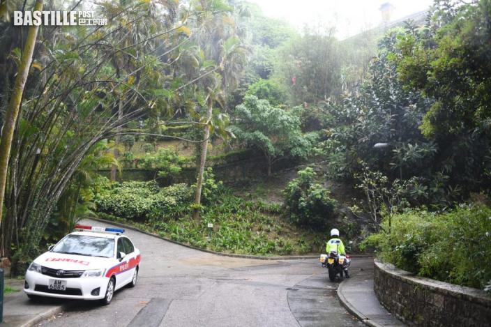 山頂獨立屋遭爆竊 警方展開調查