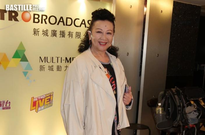 認同TVB須改革 薛家燕籲藝人不應分黨派
