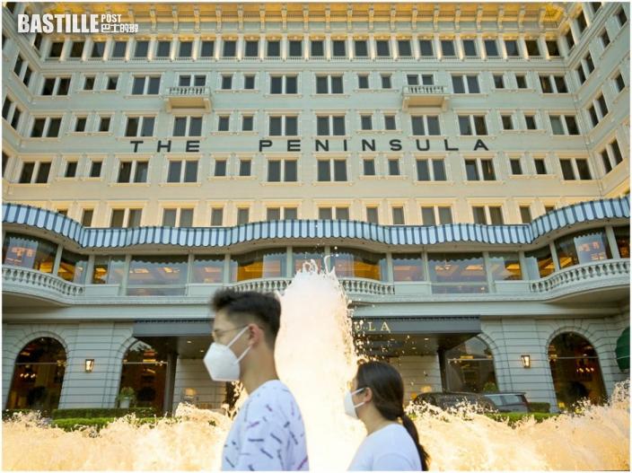 「賞你住」逾20酒店折扣名額已滿 包括半島JW萬豪(附名單)