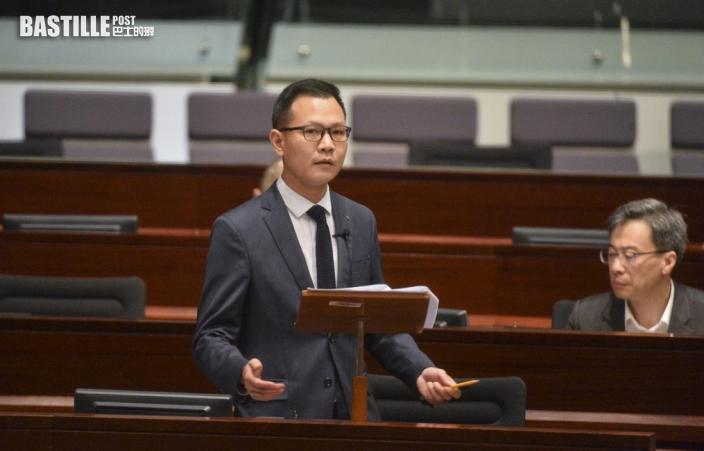 加媒指郭榮鏗正尋求取回公民身分