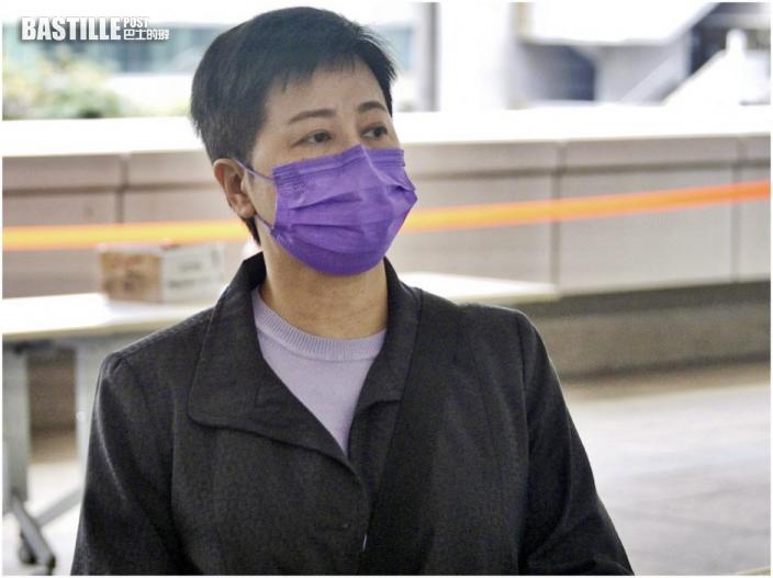民主黨前議員黃碧雲涉干擾立法會委員會選舉 昨晚被捕