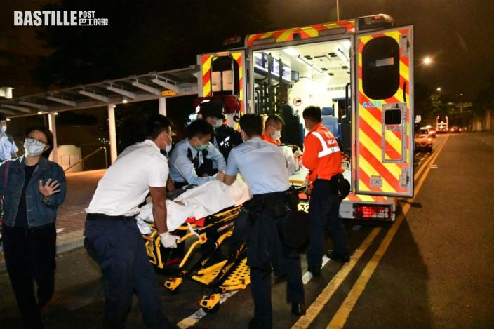 南丫島鄉公所中年漢露台盪搖搖椅 連人帶凳拋飛墮樓傷腳