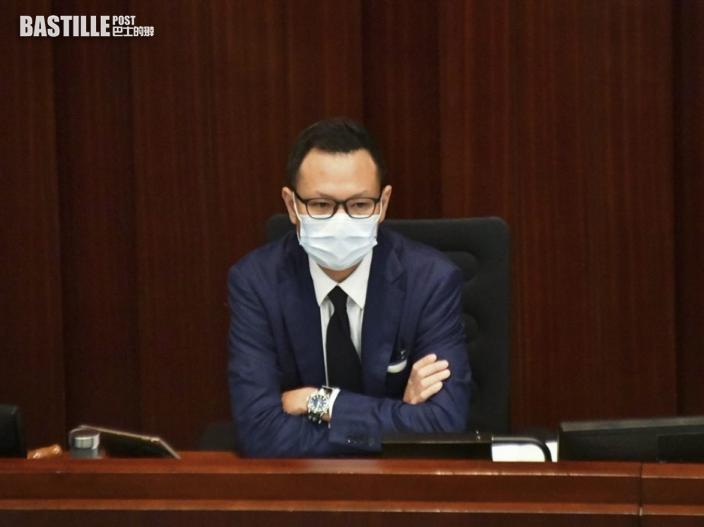 傳郭榮鏗遭警方調查 涉去年內會久未選出主席風波