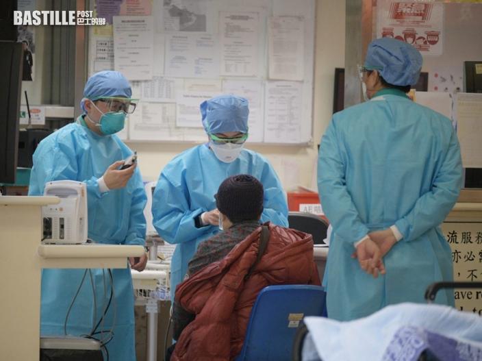 醫管局:7名確診病人情況危殆 13名病人康復出院