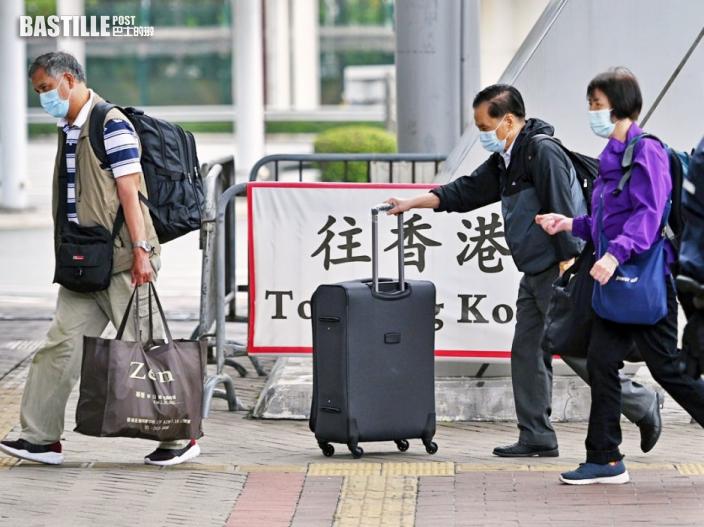 「回港易」將擴至廣東省以外 5月中推「來港易」