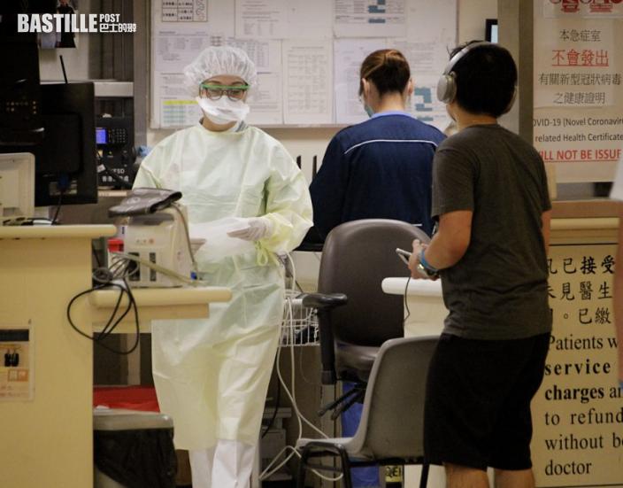 醫管局:7名確診病人情況危殆 多13名病人康復出院