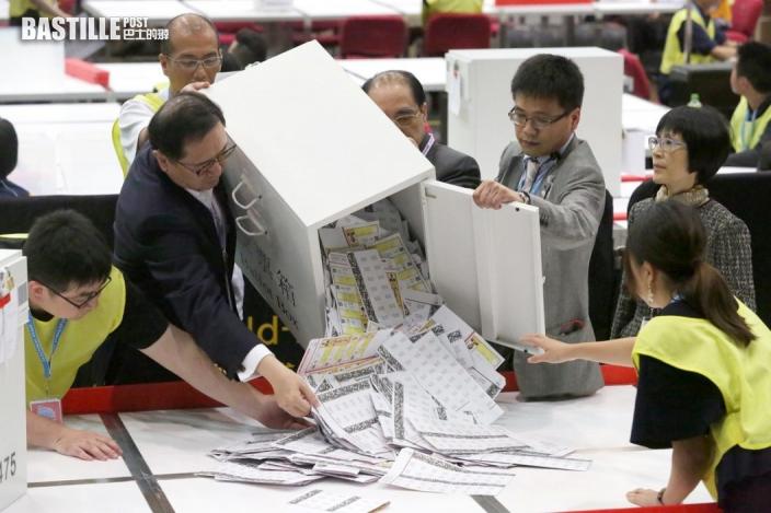 【完善選舉】專業界一半由團體擔任或提名 選委會增設「基層」及「同鄉社團」