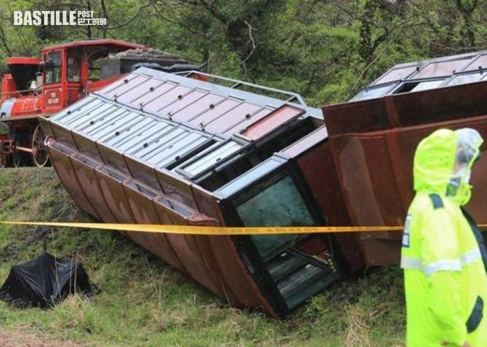 南韓主題公園觀光火車出軌 37人傷