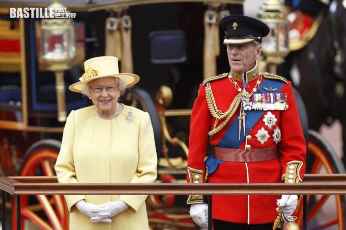 報道指英女皇不再單獨進行酬酢活動 須有皇室成員陪伴