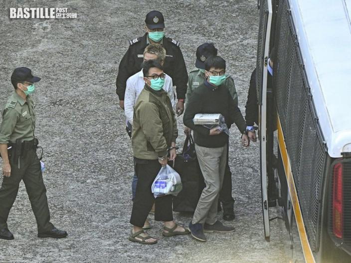 林朗彥獲釋成功減走12公斤 形容今次坐監是搭上《那夜凌晨》紅van