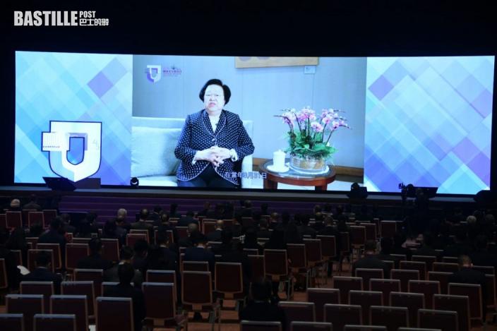 譚惠珠稱「唯直選論」無助良政善治 施政舉步維難