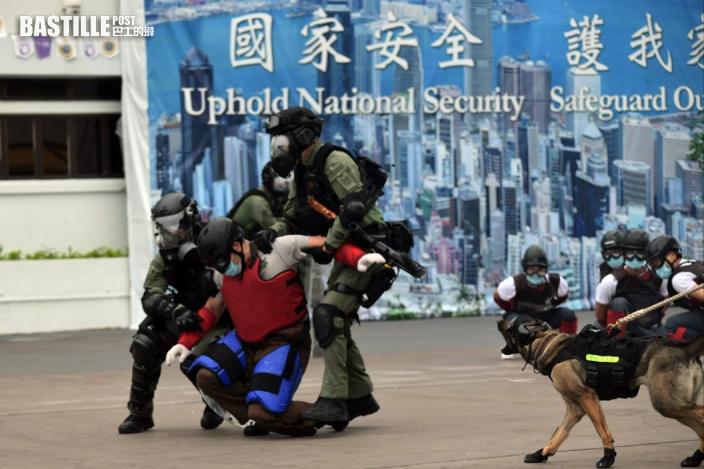 懲教署擬逐步加入中式步操訓練