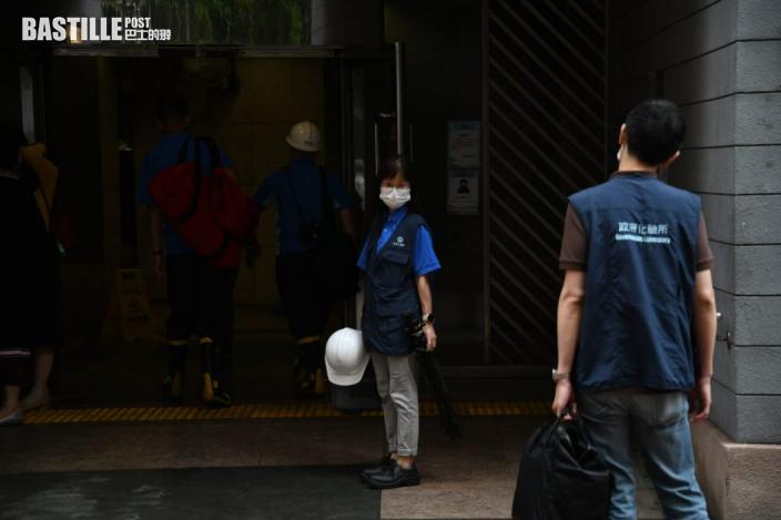 【有片】寶達邨單位疑電線起火濃煙衝天 一家六口4死1危1傷