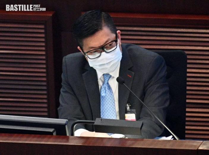 鄧炳強:小學生參觀警察學院被抹黑 批做法非常不道德