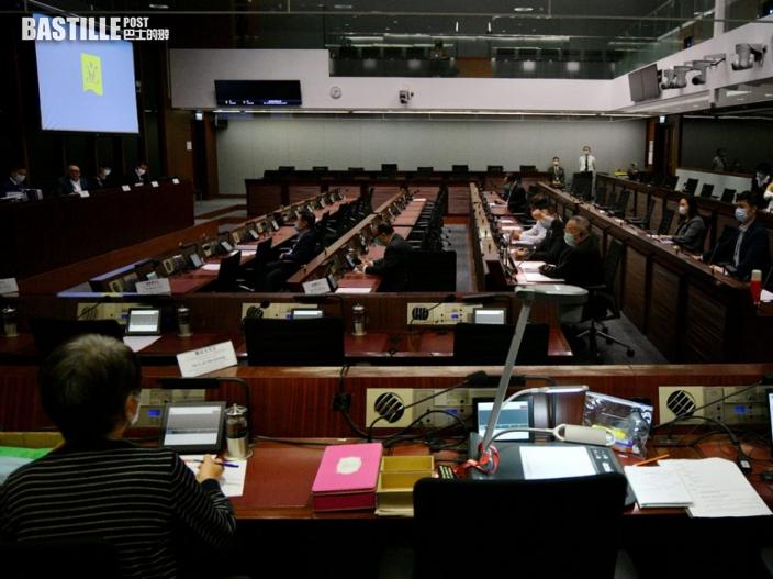 【完善選舉】法案委員會「開快車」 每日審議草案