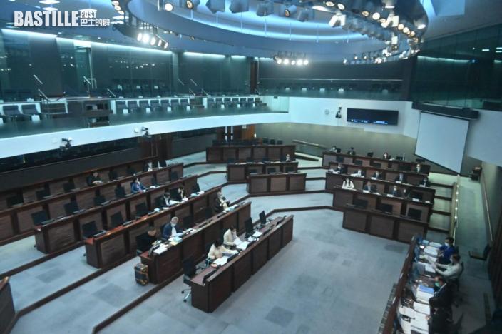 【完善選舉】法案委員會首次會議 議員關注團體選民名單準則