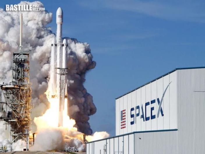 太空總署批出29億美元合約予SpaceX 建造載人征月太空船