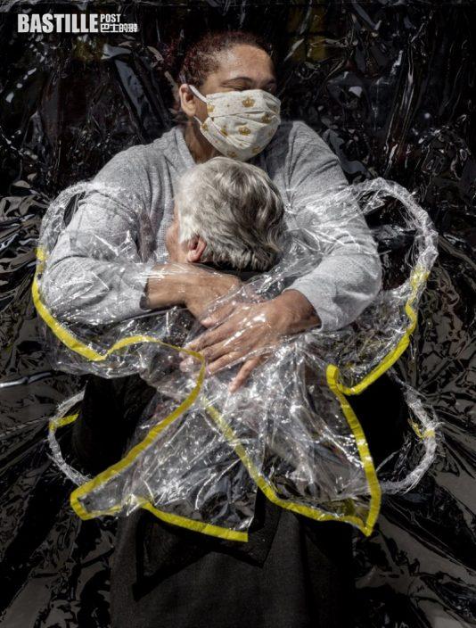 丹麥攝影師拍疫情「第一個擁抱」 奪年度世界新聞攝影獎