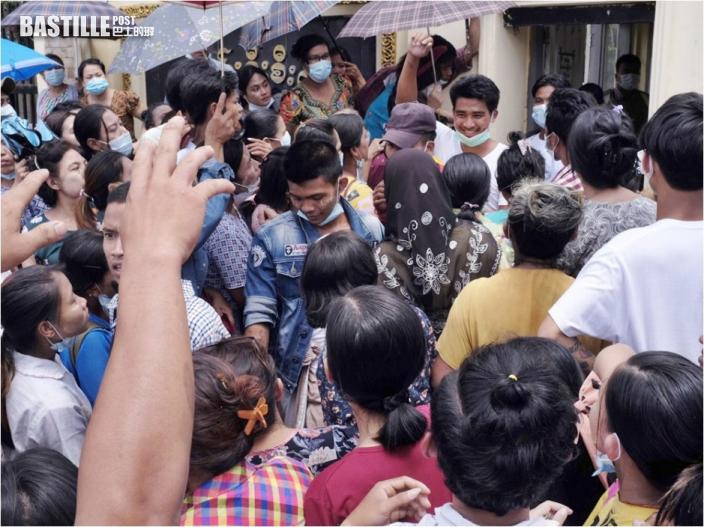 敏昂萊將出席東盟會議 緬甸軍政府特赦逾2萬名囚犯