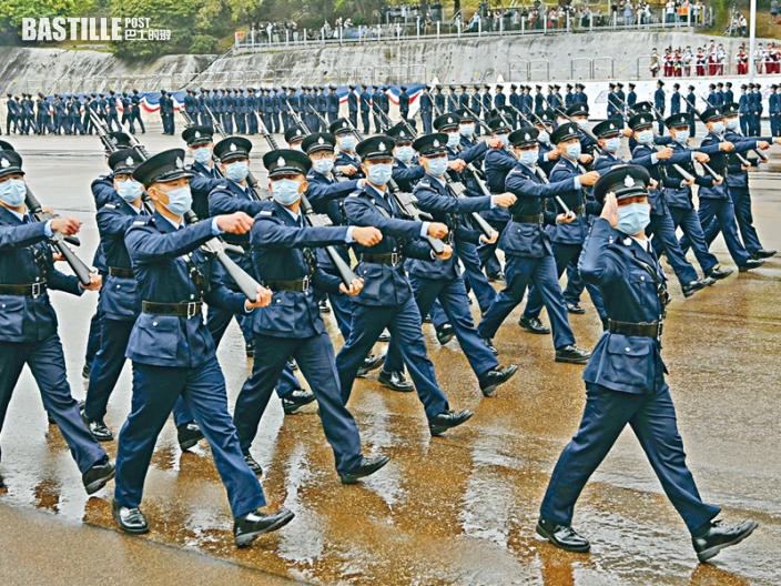 檢討紀律部隊職系架構 崔康常:有利長遠發展