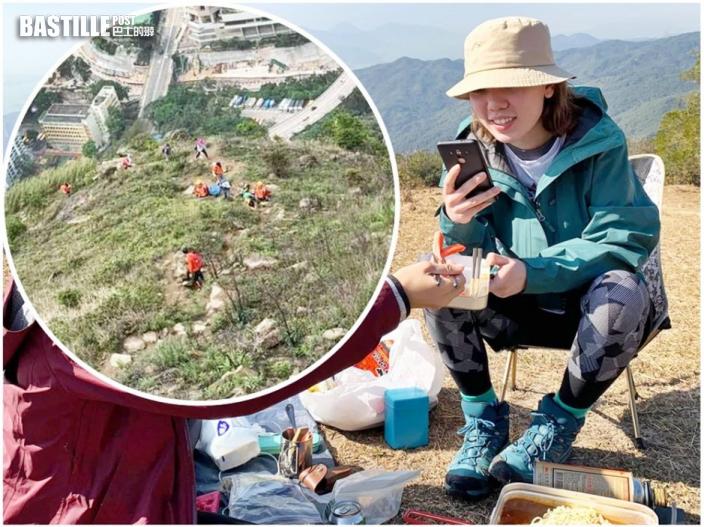 【行山失蹤】通宵搜索24歲女西廚 早上發現一具屍體暫未知身分
