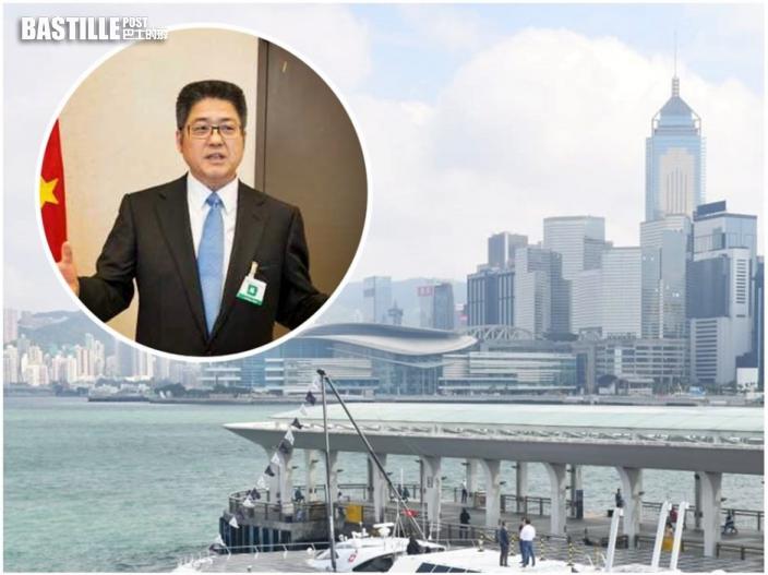 外交部副部長樂玉成指反中亂港者罪有應得