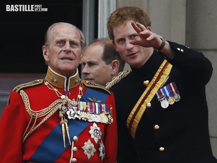【皇夫逝世】臨終前化解恩仇查理斯重燃繼位野心 威廉爭皇位生變數