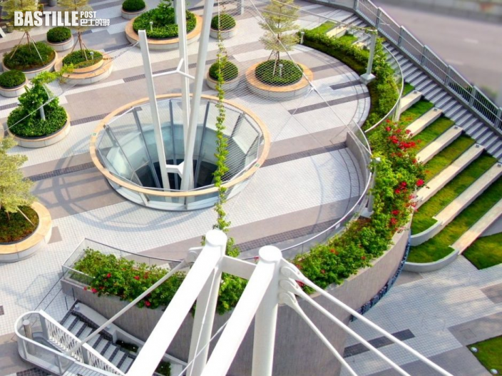 黃偉綸:西樓角花園重建增綠化屏障 創新設計成荃灣鬧市綠洲