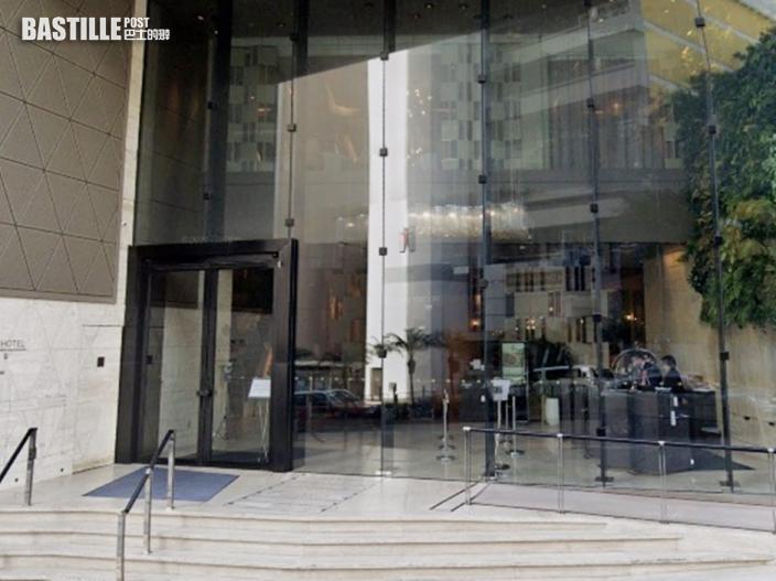 灣仔一酒店發現男屍 同房友人涉藏毒被捕