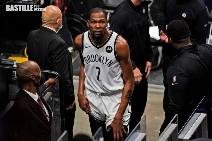 【NBA】杜倫四分鐘即傷出 籃網遭熱火絕殺