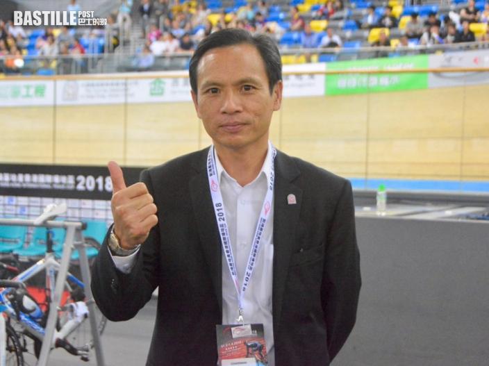 政府同意下月在「安全氣泡」前提下舉行國家盃場地單車賽香港站