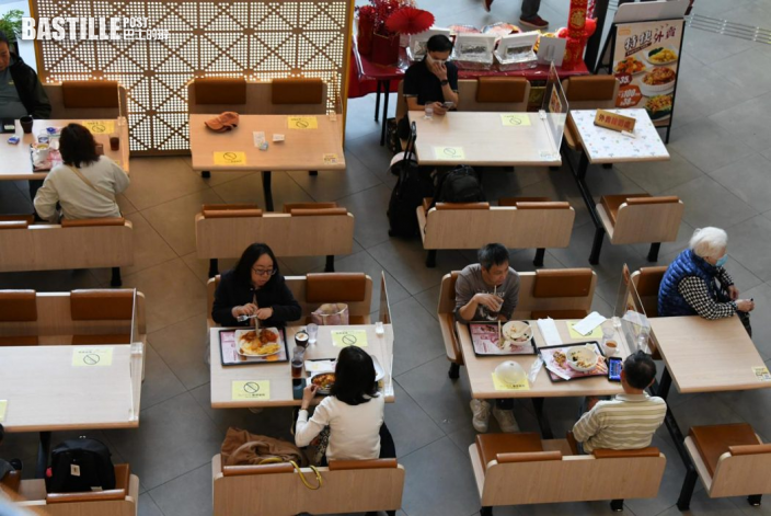 【行蹤曝光】增4食肆上榜 患者光顧部分食店未列入到訪名單