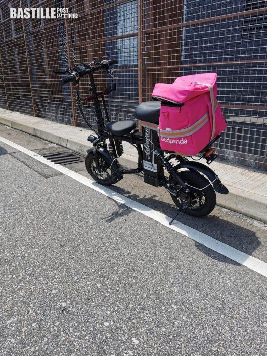 涉駕駛電動單車 34歲女港島被捕