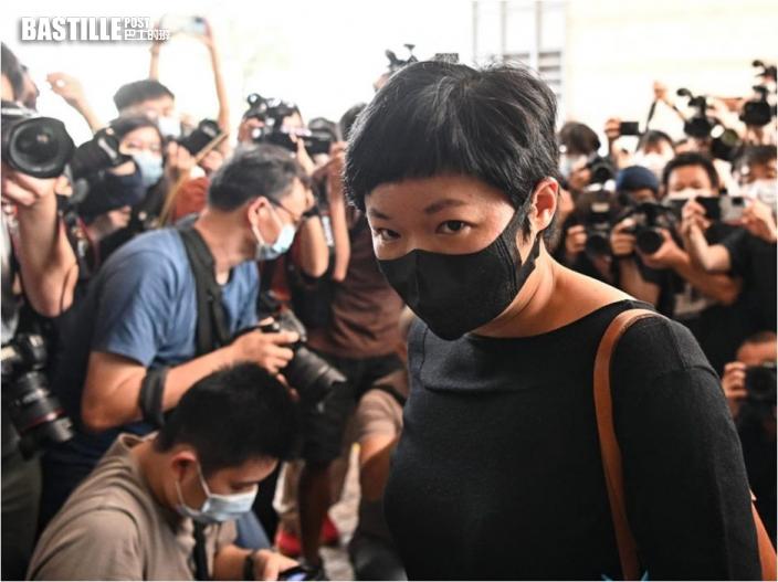 蔡玉玲稱裁決令人傷心 籲傳媒續履行天職