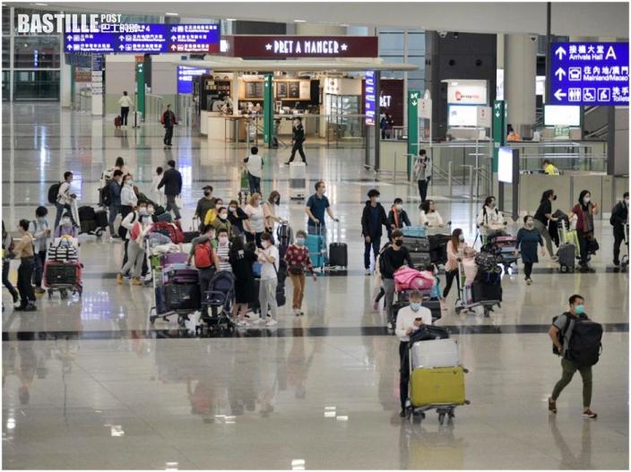 【一帖睇】擴展至全國 「回港易」經機場及陸路返港安排