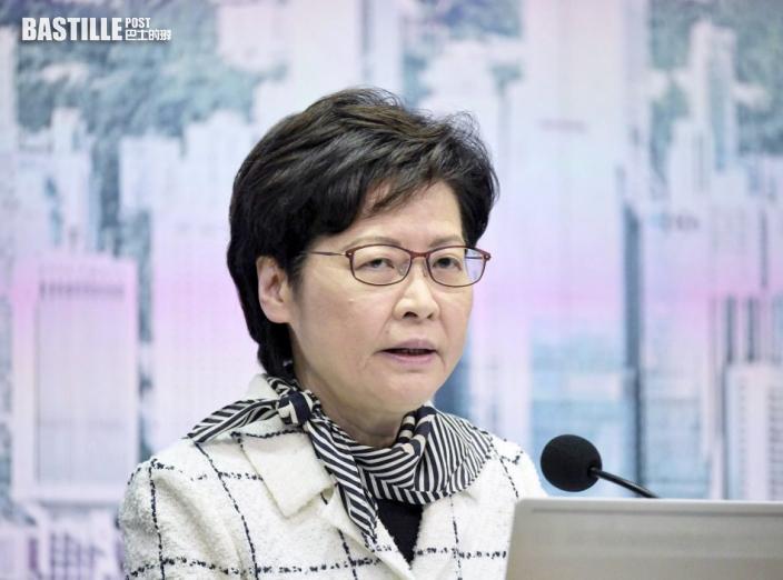 林鄭月娥:疫情整體穩定 曾憂復活節後現個案群組幸未出現