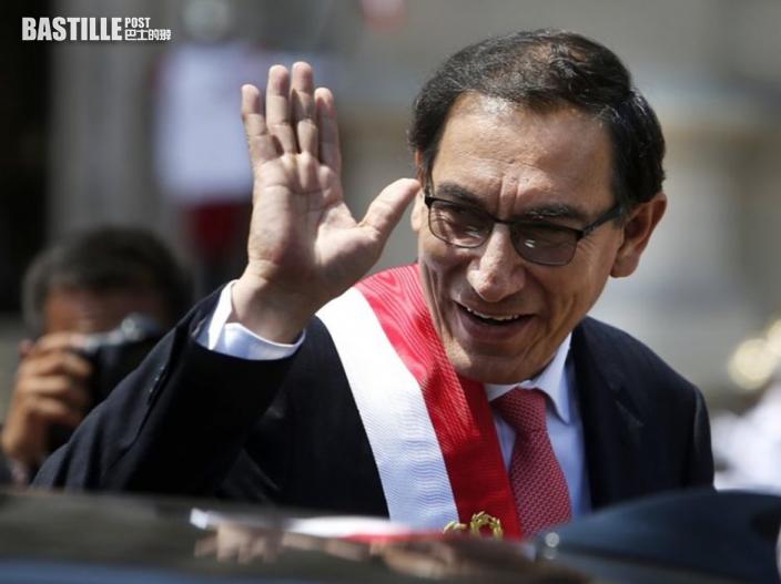 去年10月偷步接種國藥疫苗 秘魯前總統偕妻確診