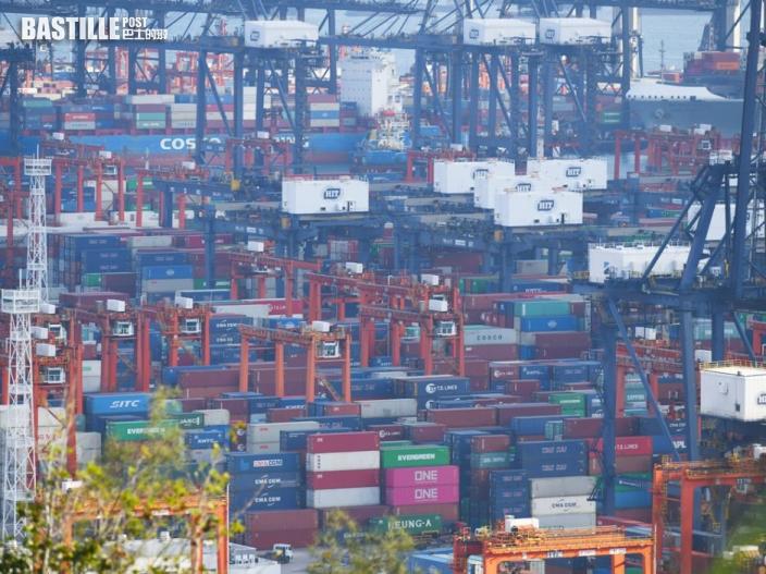 本港3月整體出口貨值按年升26.4%
