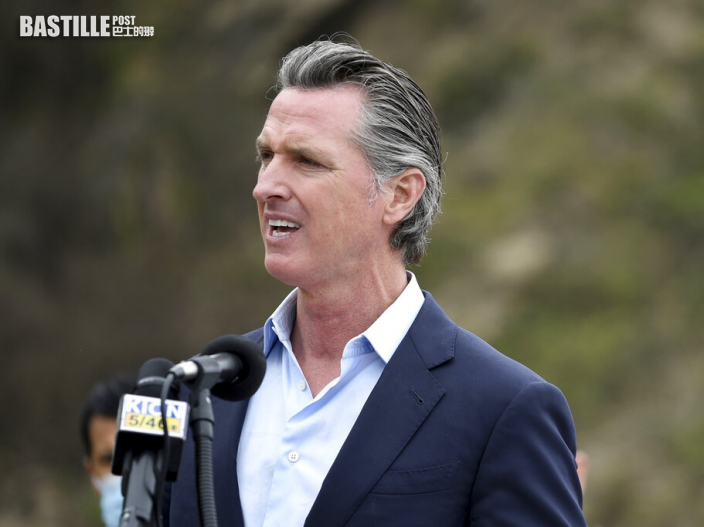 加州核實逾160萬個請願簽名 秋季將舉行公投要求現任州長下台