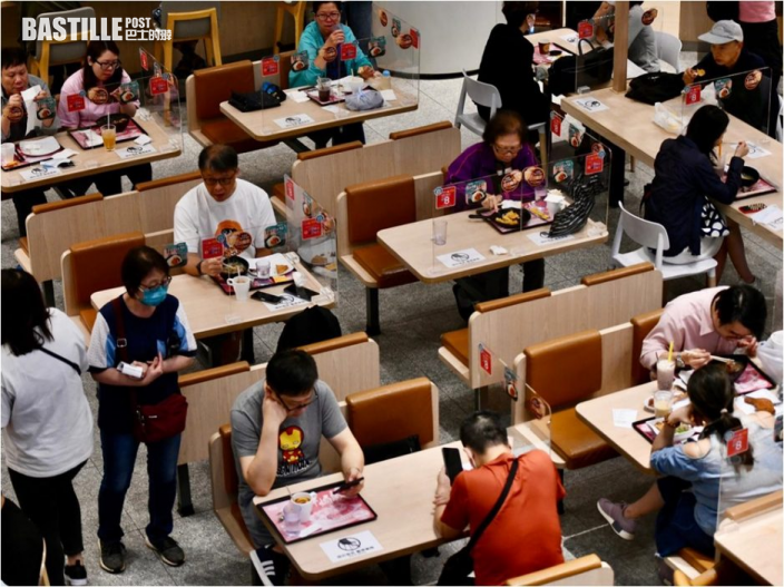 【疫苗氣泡】餐廳歡迎放寬措施 派對房間業界料重開後生意額不多