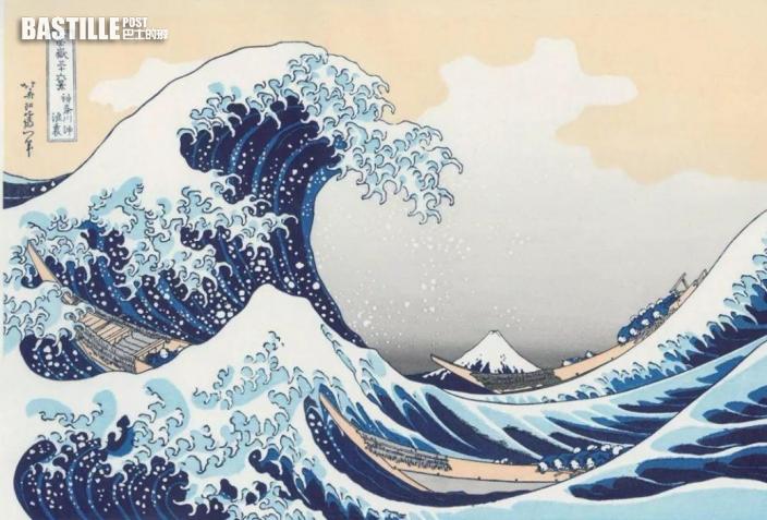 趙立堅貼仿浮世繪畫作諷核廢水 日本抗議要求刪文