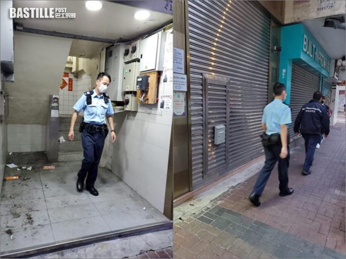 上海街單位疑遭入屋爆竊 戶主損失數千元
