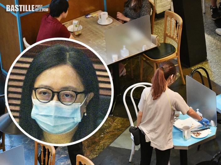食環署:將盡快公布食肆員工申報不宜接種新冠疫苗細節