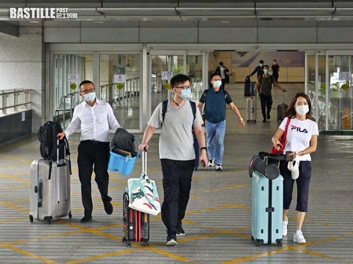 政府明起延長深圳灣口岸旅客清關服務時間至晚上10時