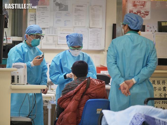 醫管局:13名新冠患者康復出院 仍有3人危殆