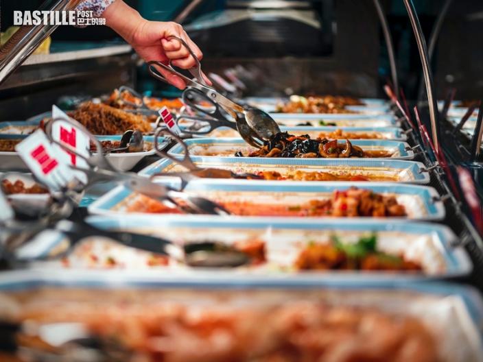【健康talk】食自助餐易感染「諾如病毒」致腸胃炎 兒童感染最高危
